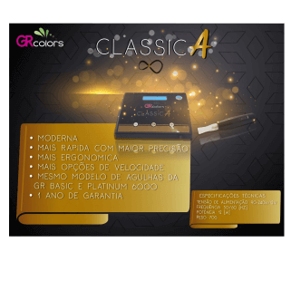Dermógrafo GR Classic A