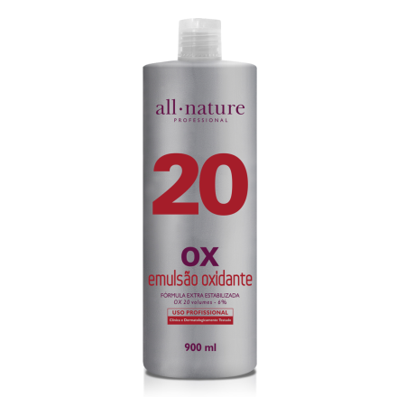 Emulsão Oxidante 20V All Nature 1000 ml