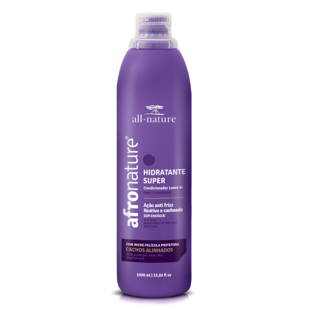 Hidratante Super Afro Nature 1000 ml