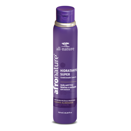 Hidratante Super Afro Nature 310 ml