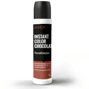 Instant Color Chocolate-Cabelos Marrons