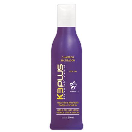 K3 Plus - Shampoo Matizador