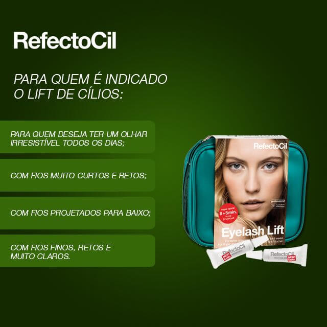 Kit Lash Lifting Refectocil