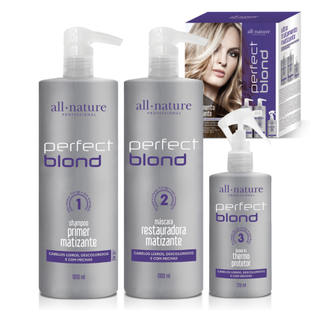 Kit Perfect Blond All Nature
