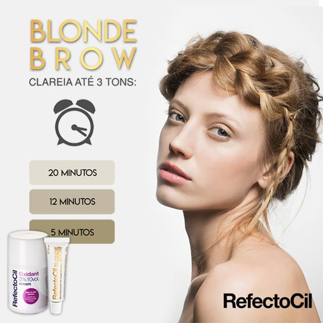 Kit Refectocil Blonde Brow