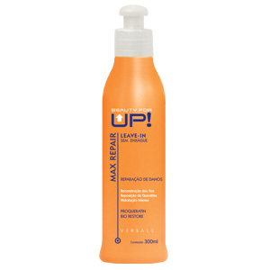 Beauty for Up Max Repair Leave-In
