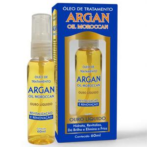 Argan - Óleo de Tratamento