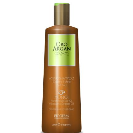 Oro Argan Monoi - Shampoo