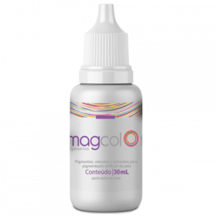 Pigmento Mag Color Branco 15ml