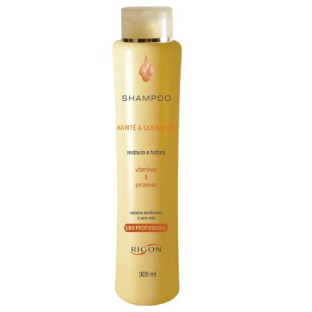 Shampoo Karité & Queratina 300ml
