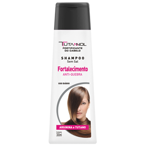Tutannol Fortalecimento - Shampoo