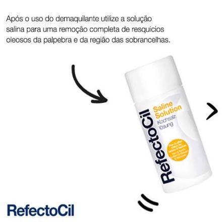 Solução Salina Refectocil