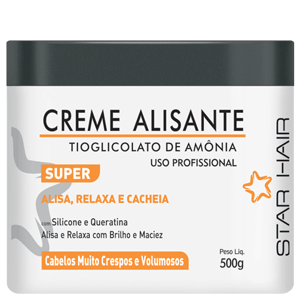 Star Hair - Creme Alisante Super
